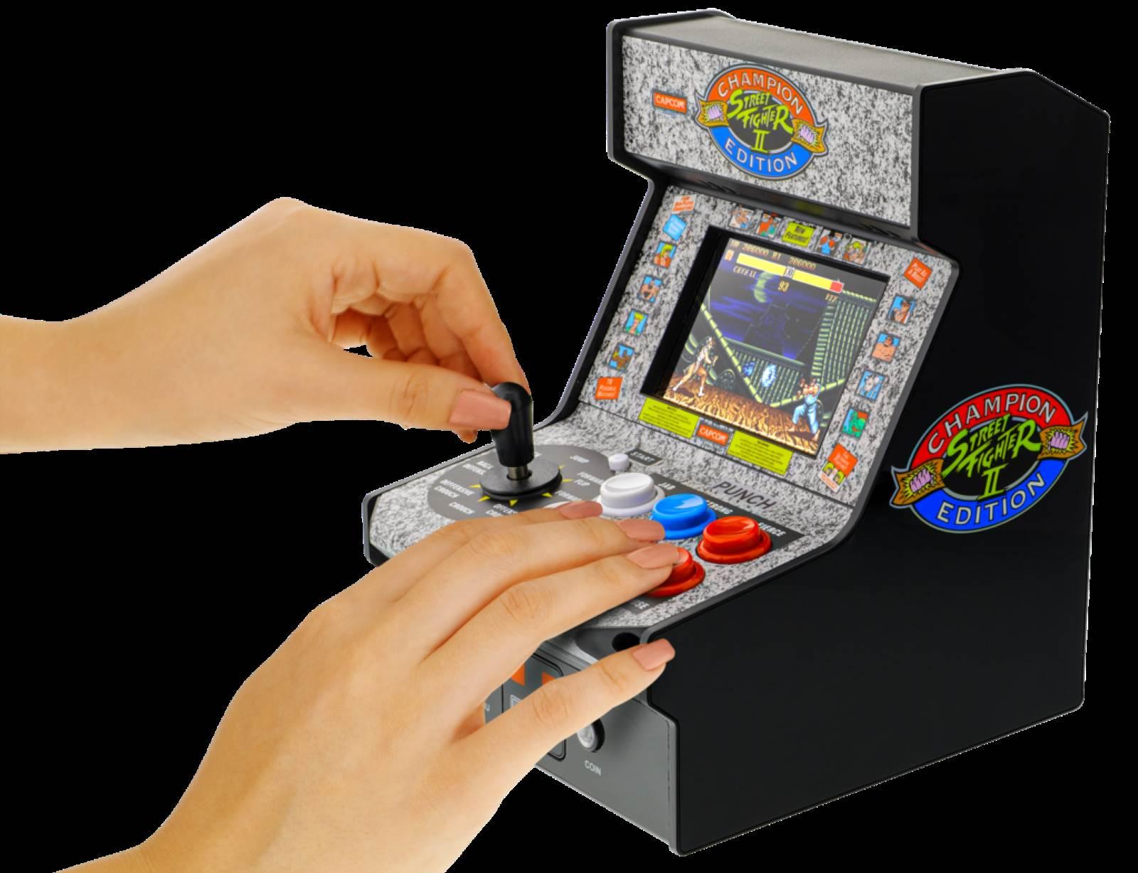 Street Fighter II aparat