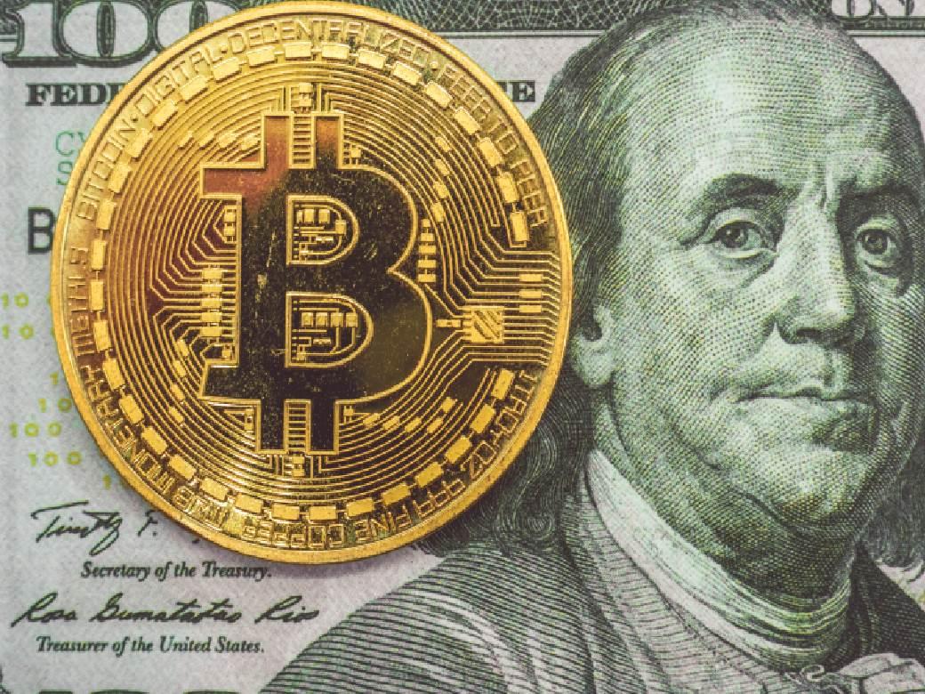 bitcoin valuta a usd