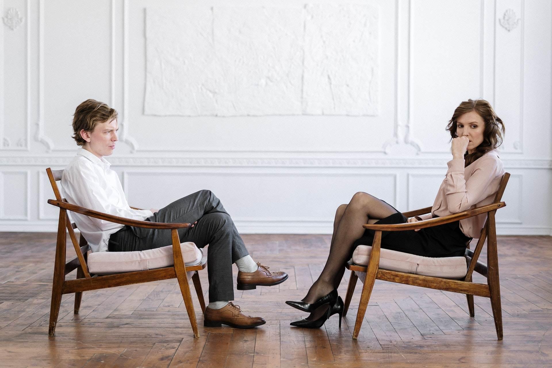 Par pred razvodom