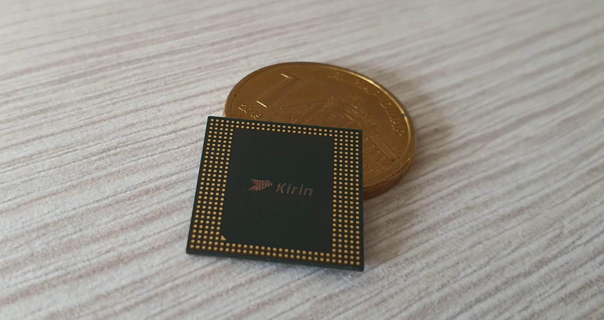 Huawei HiSilicon Kirin čip