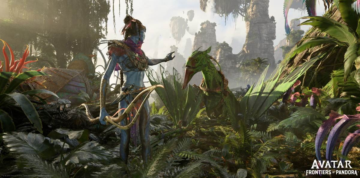 Avatar Frontier of Pandora