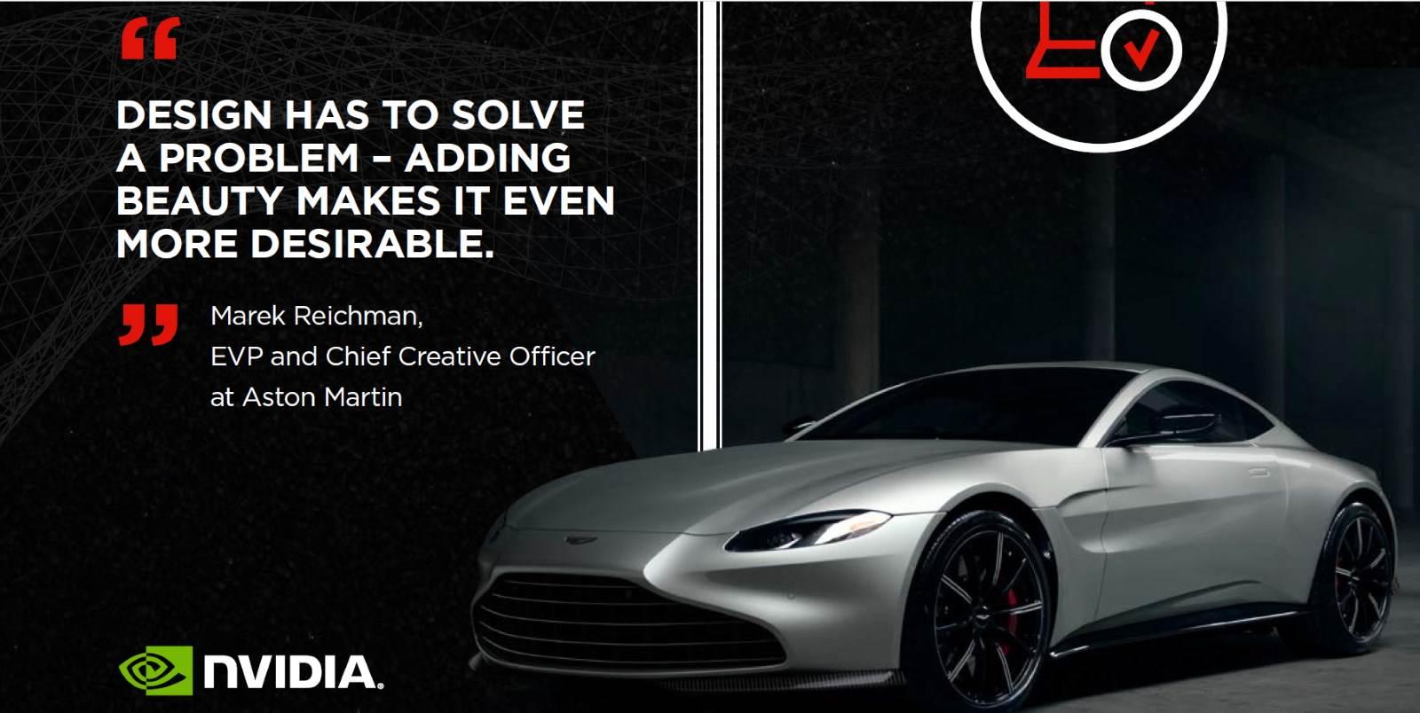 Aston Martin - Dizajn rešava problem, što lepši to poželjniji