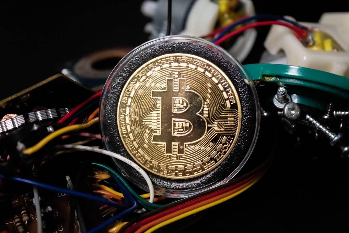 Bitcoin na grafičkoj karti