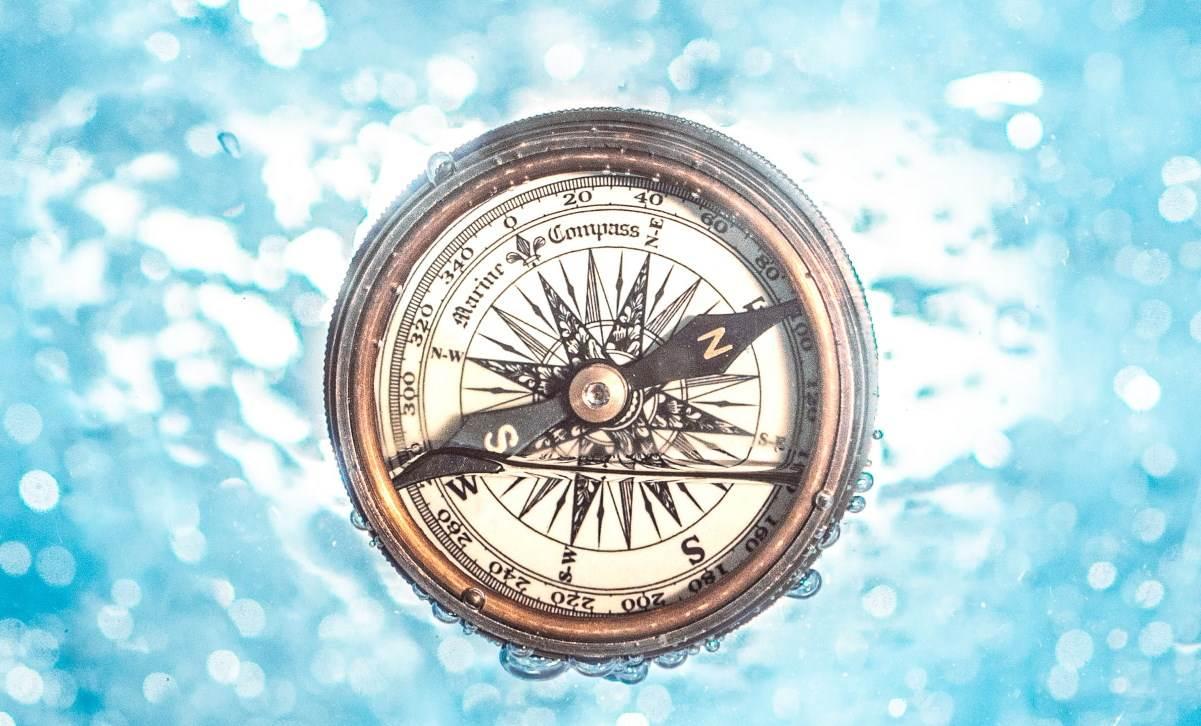 Navigacija kompasom