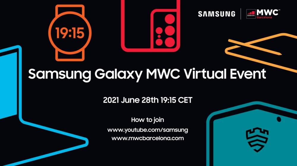 Samsung virtuelni događaj na MWC 2021 sajmu