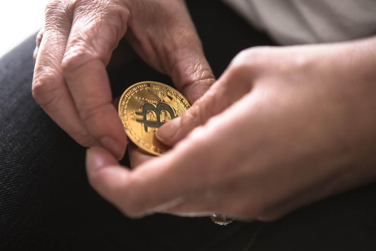 Bitcoin novčić