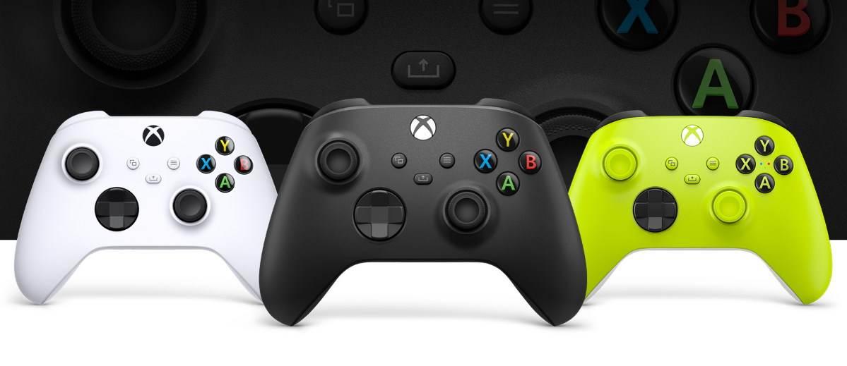 Microsoft Xbox kontroleri