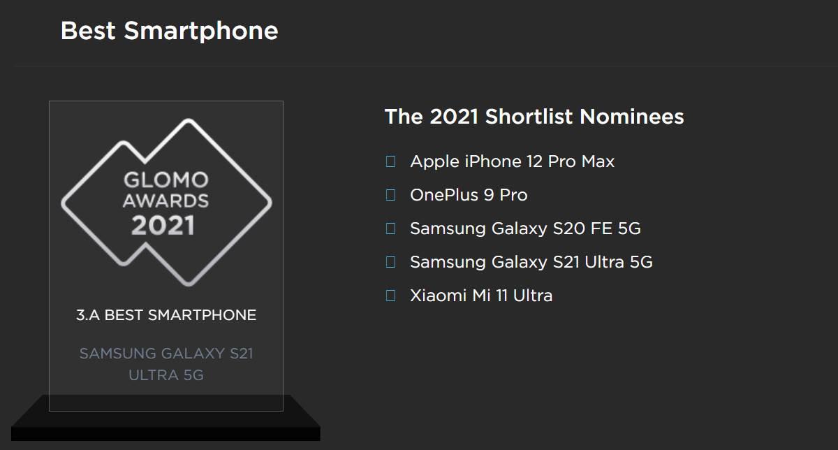 Najbolji pametni telefon 2021