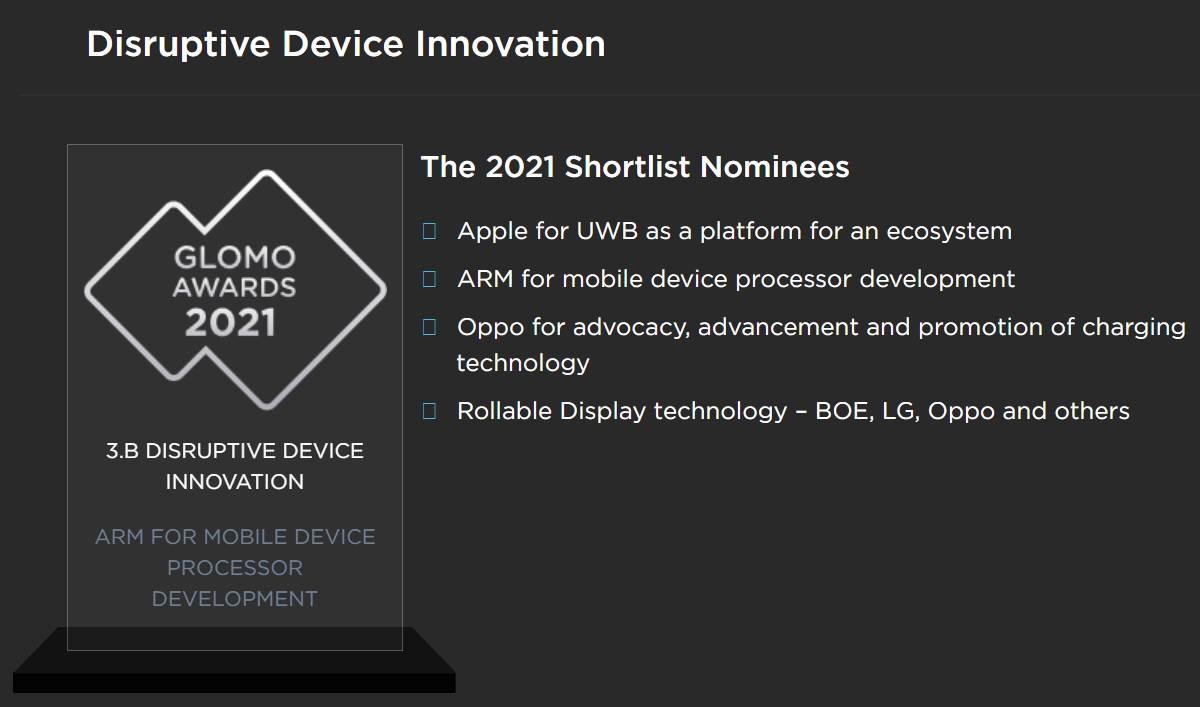 ARM nagrada za jedinstvene inovacije