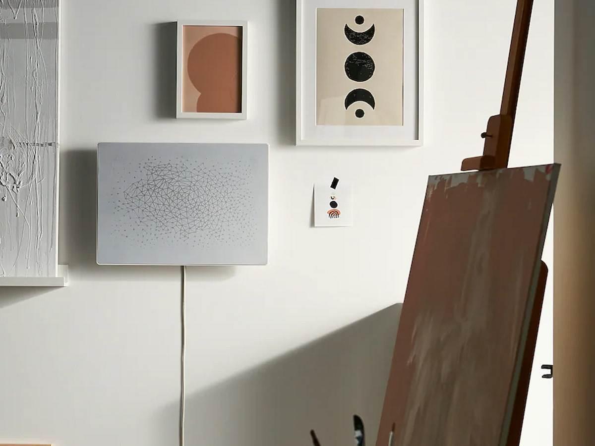 ikea symfonisk wifi zvučnik slika