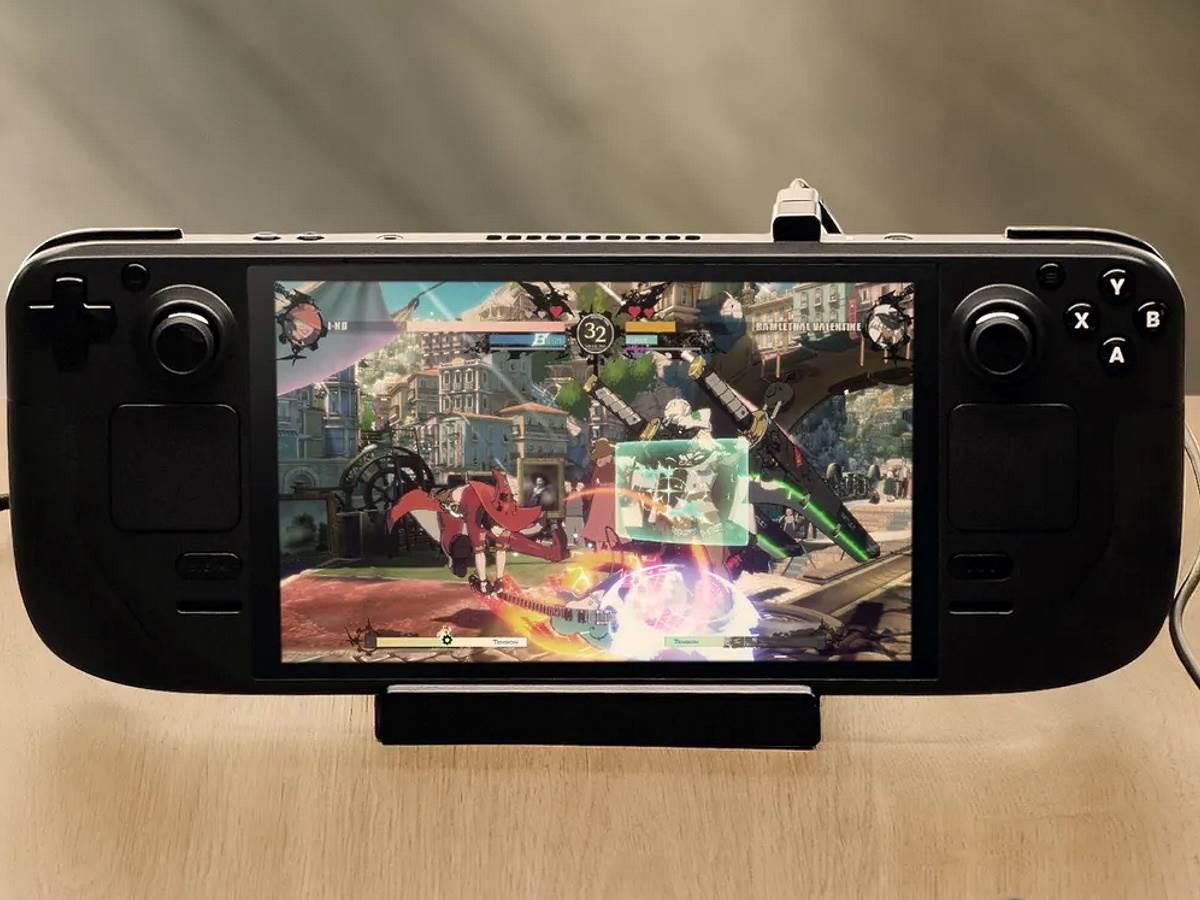 Valve Steam Deck PC gaming konzola mobilna