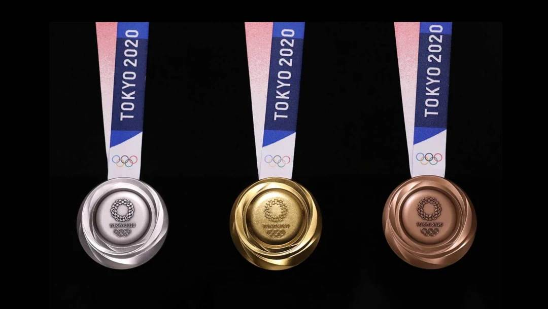 Tokio 2021 olimpijske medalje