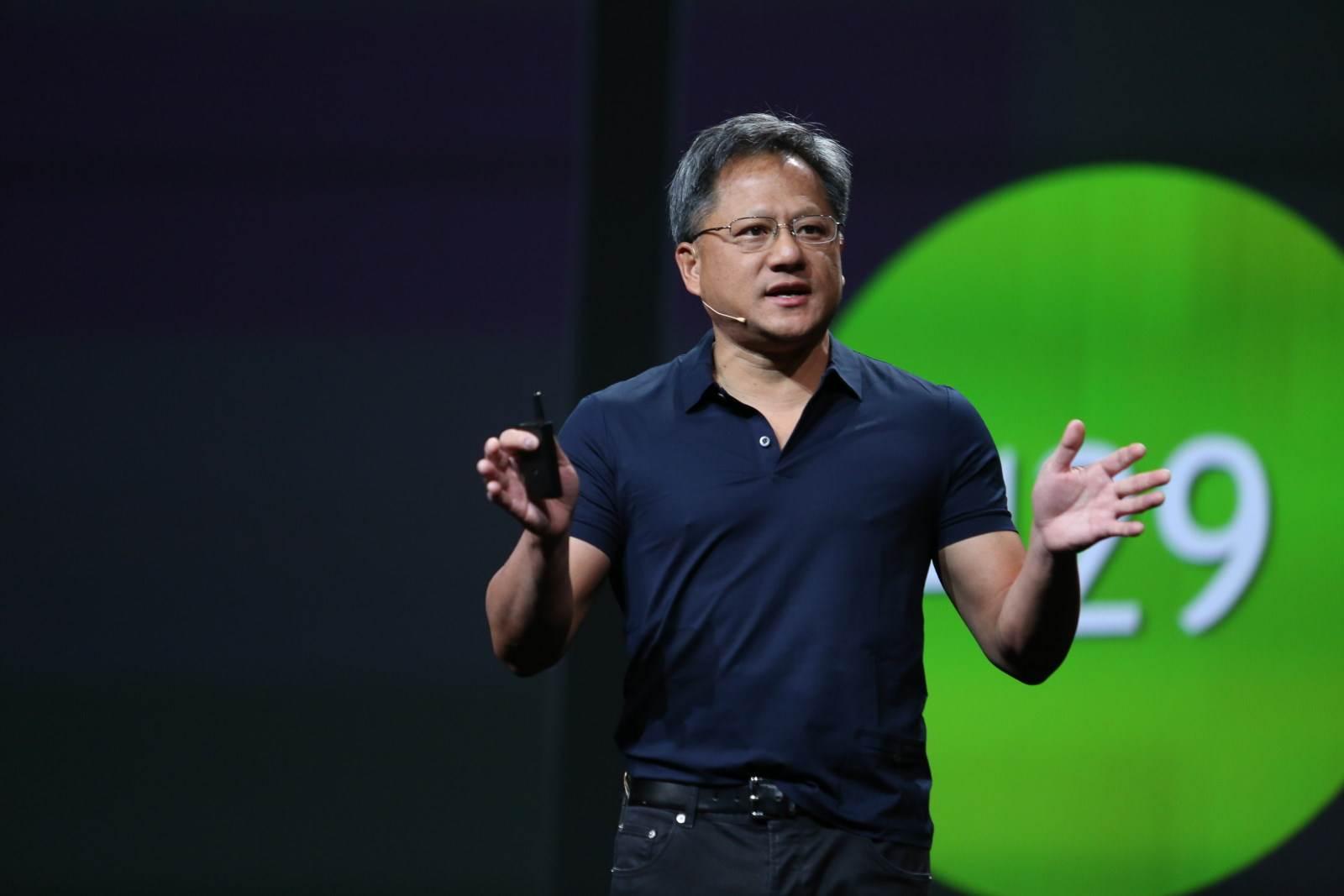 Jensen Huang NVIDIA CEO