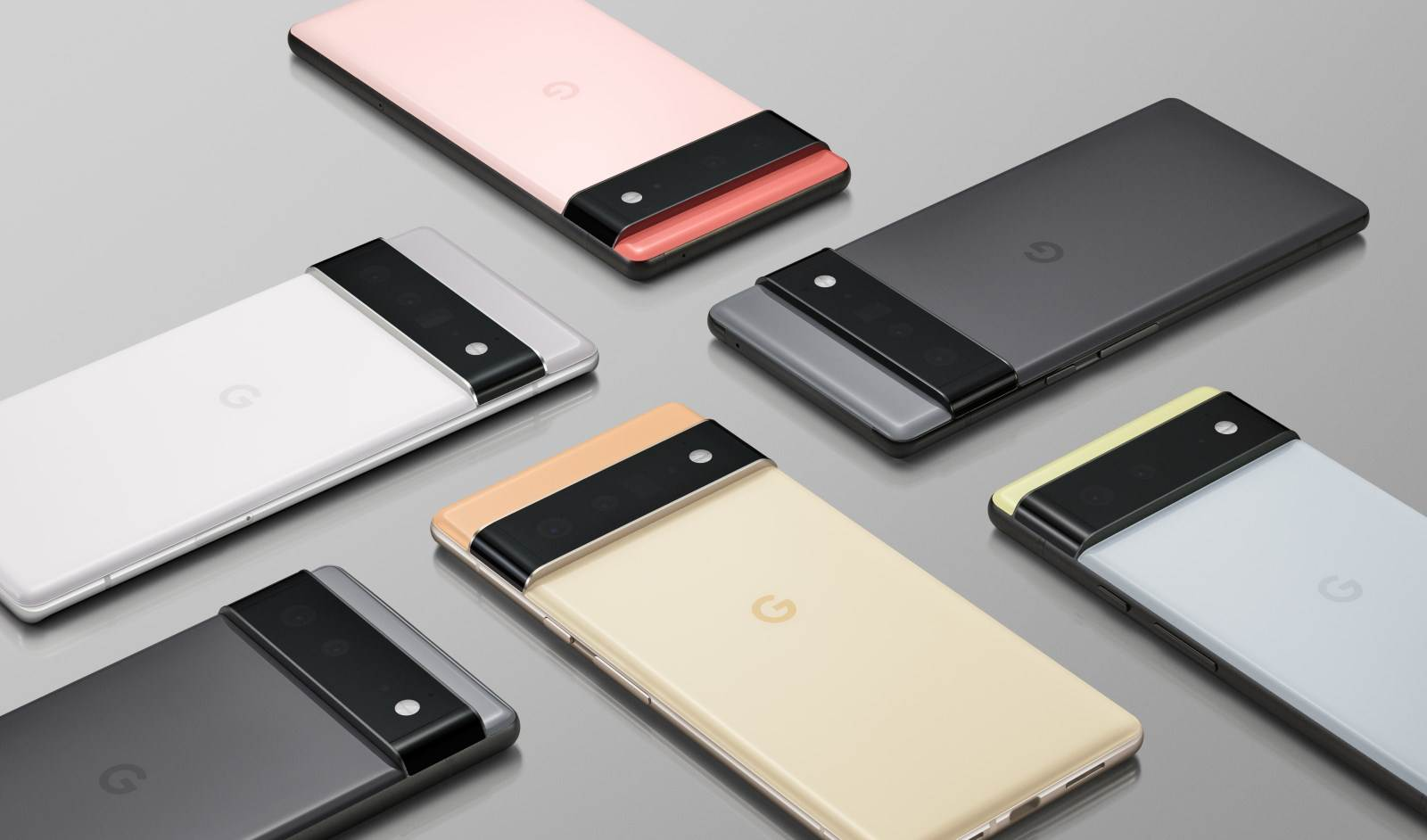 Google Pixel 6 serija