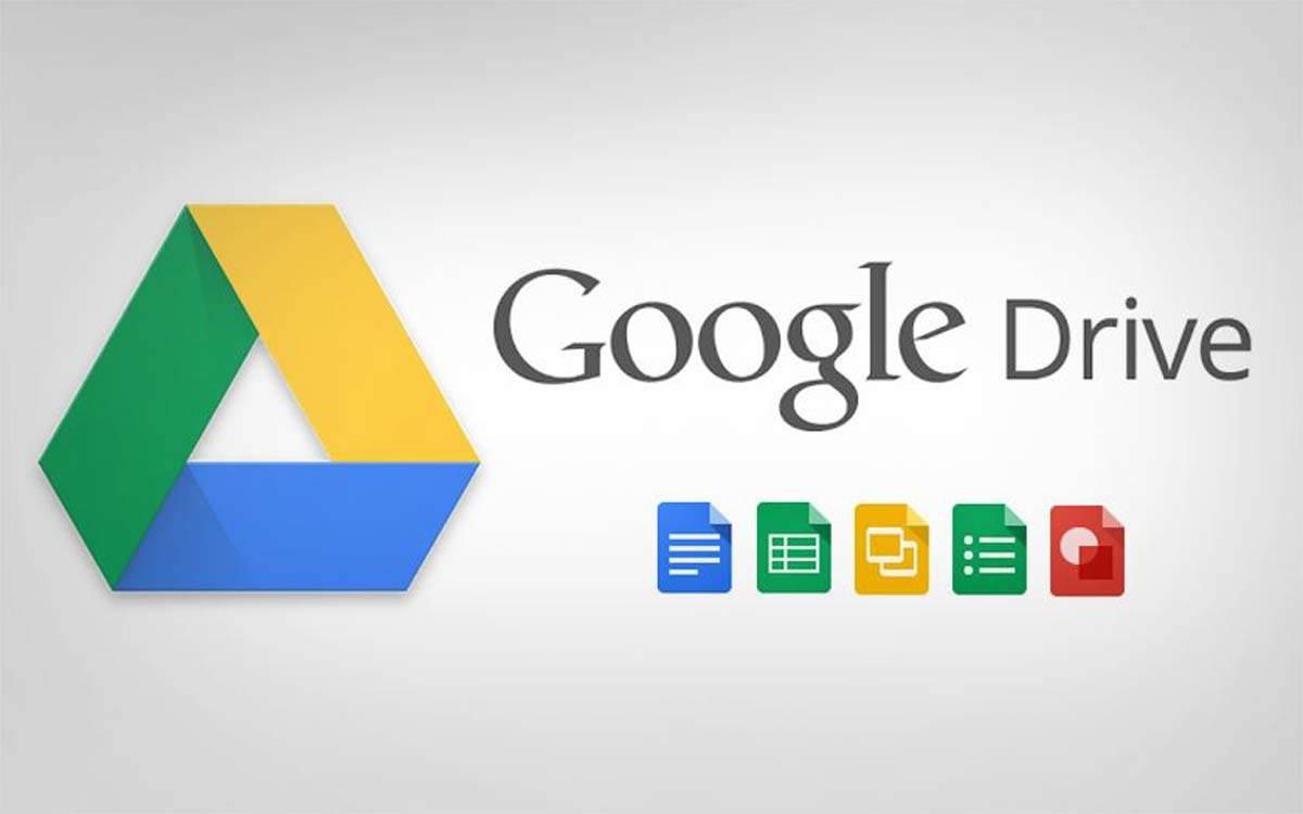 Google Drive promene
