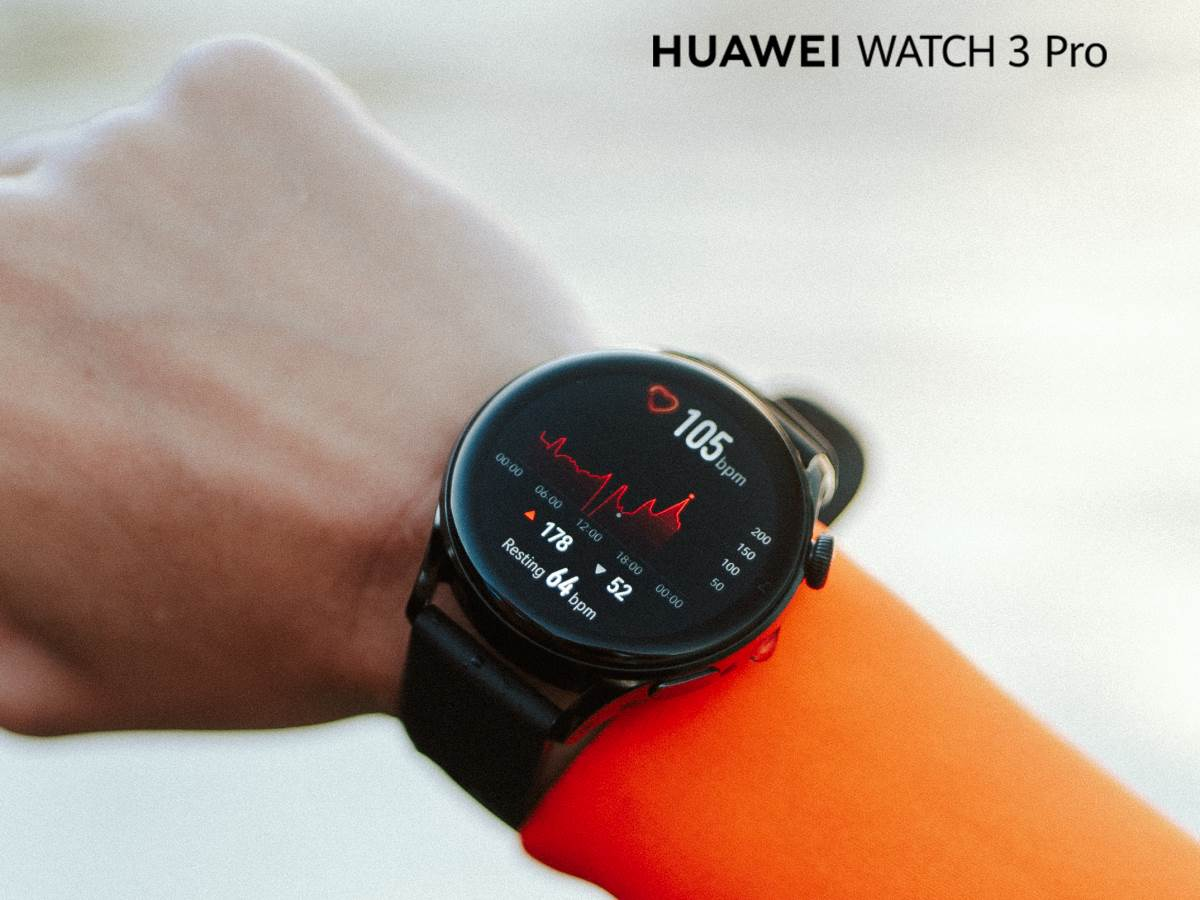 Huawei Watch 3 Pro avantura 21 dan trajanje baterije