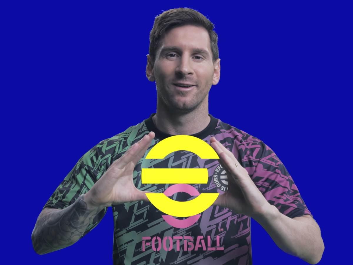Mesi eFootball promene
