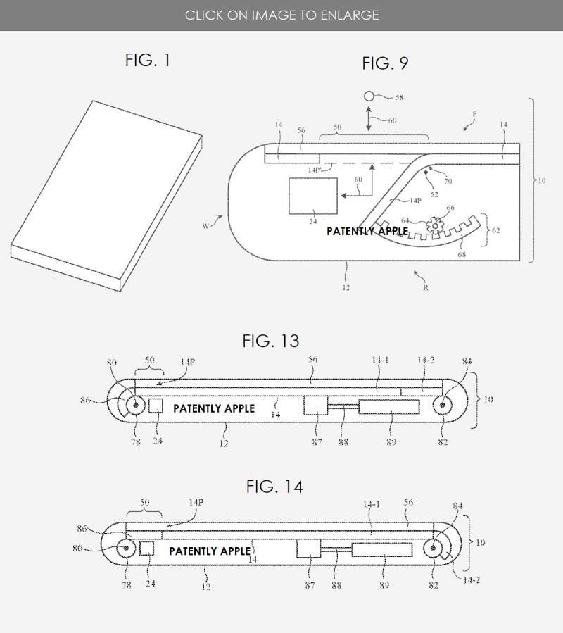 Apple patent za selfi kameru