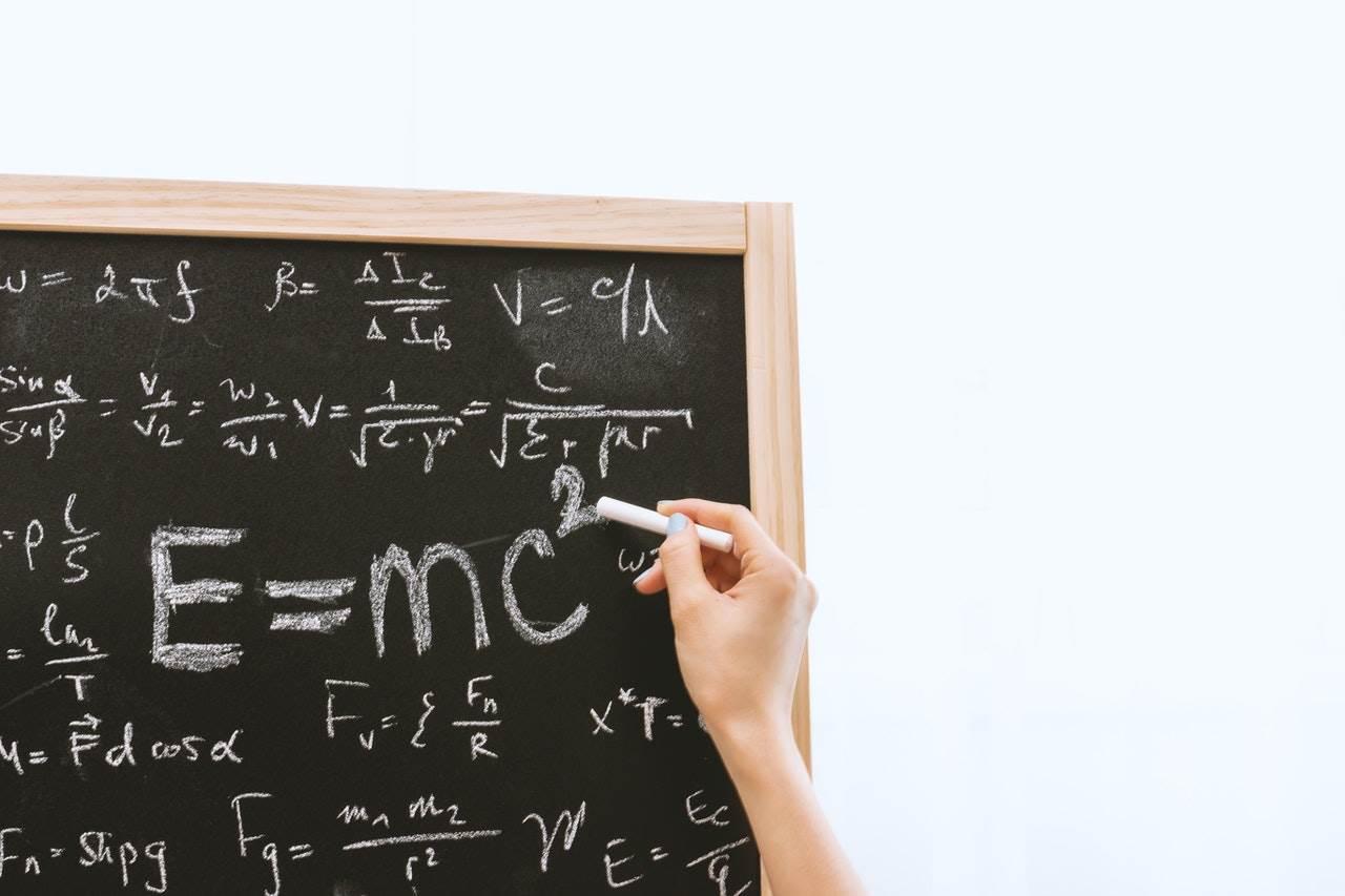 Računanje na tabli