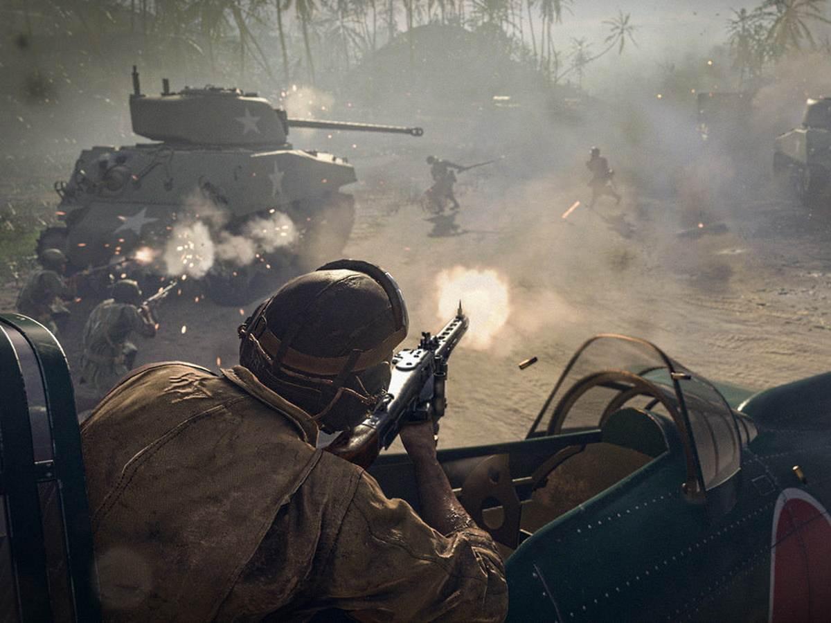 Call of Duty Vanguard Slike iz Igre 5