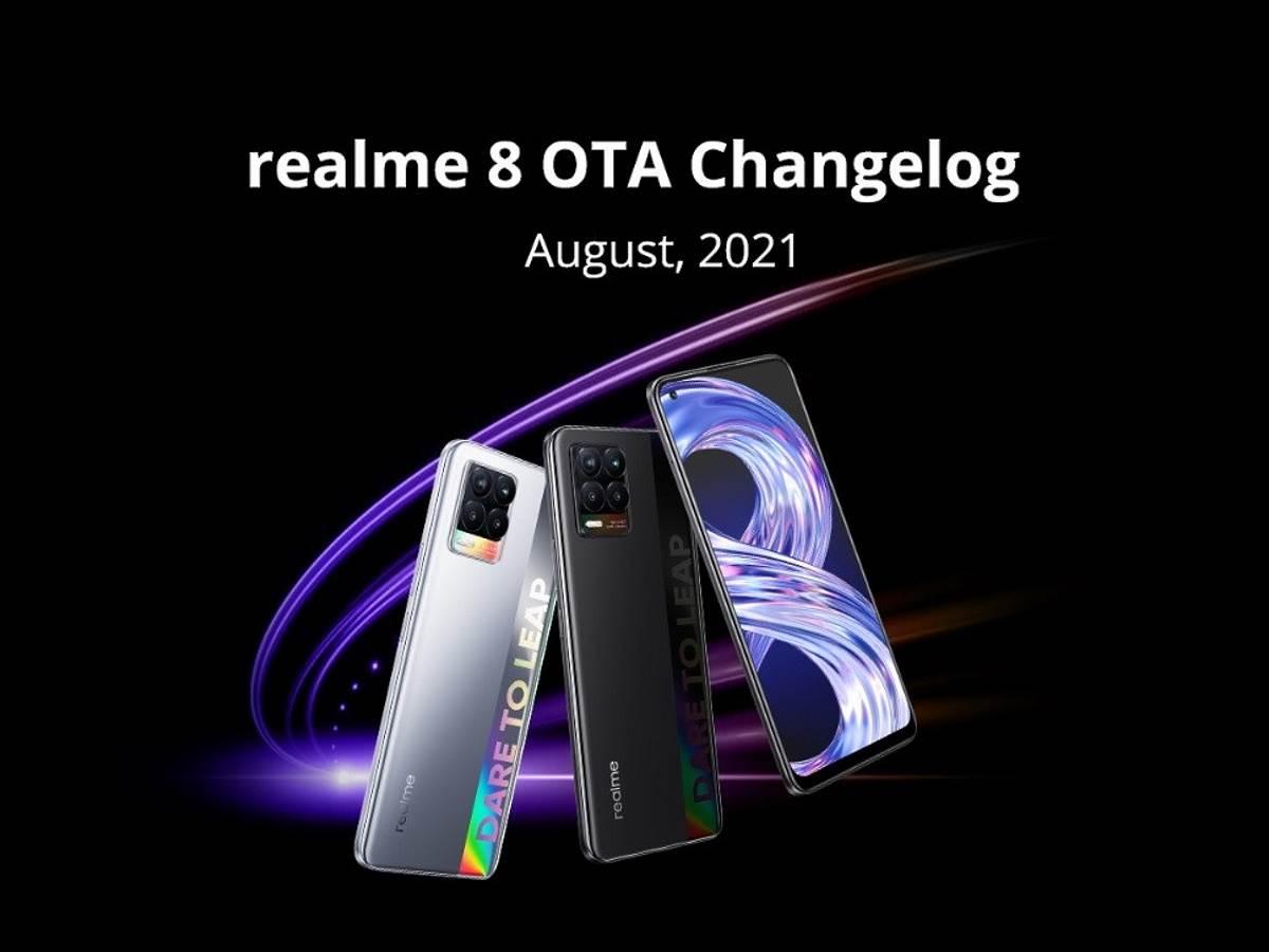 realme 8 Pro virtuelni RAM
