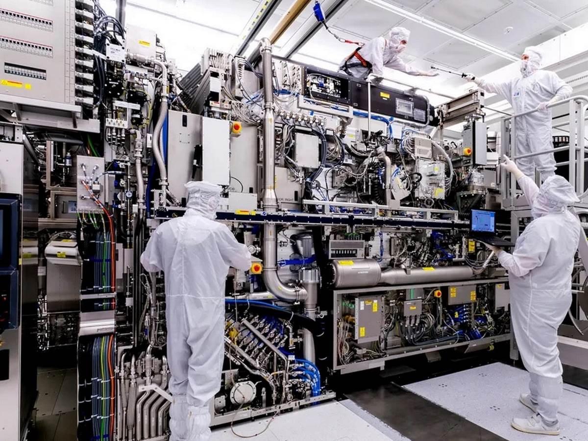 ASML EUV mašina proizvodnja čipova 2