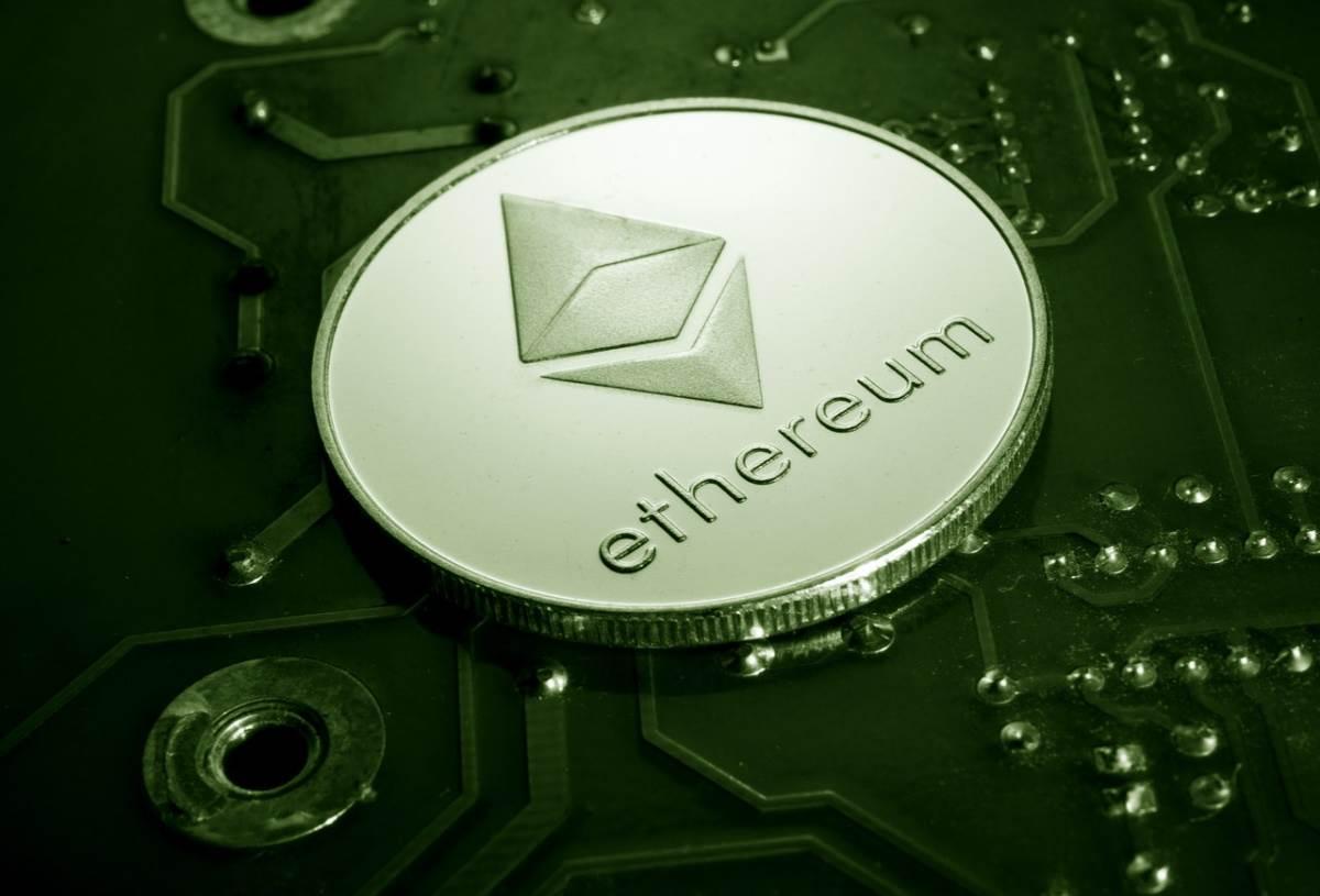 Ethereum novčić