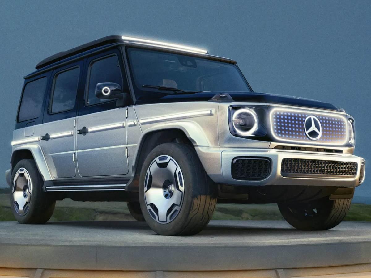 Mercedes-Benz Concept EQG G-Wagen SUV električni automobil 6-1