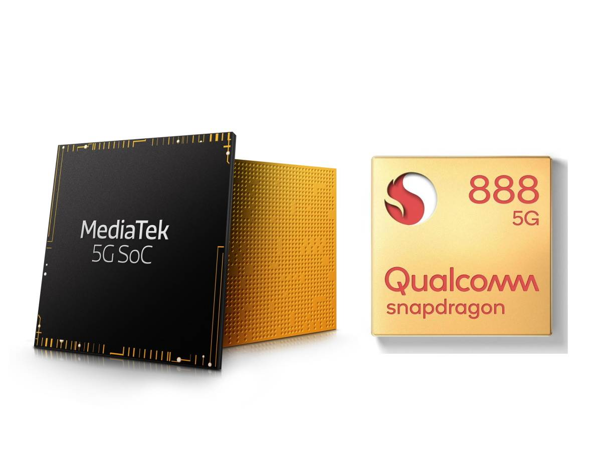 MediaTek i Snapdragon