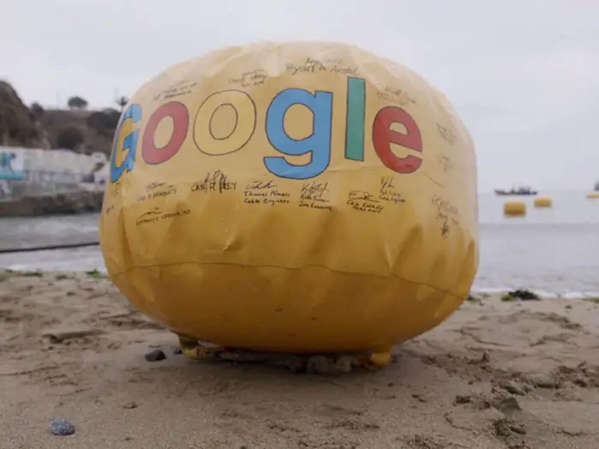 Grace Hopper internet podvodni Google kabl SAD Evropa 5