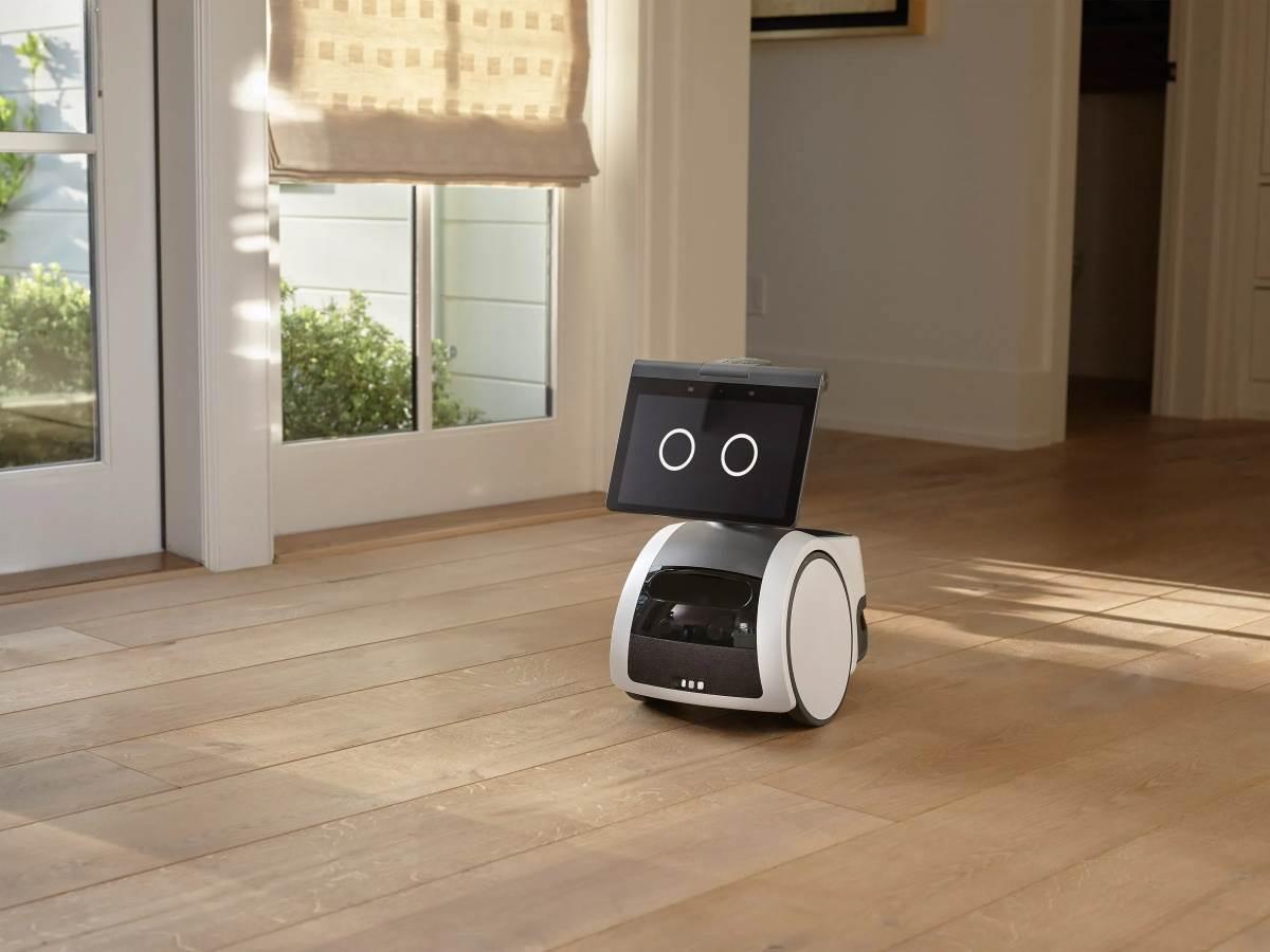 Robot Astro Amazon 5