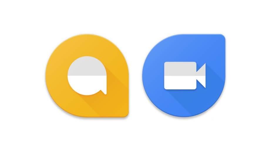 Google Allo & Google Duo apps