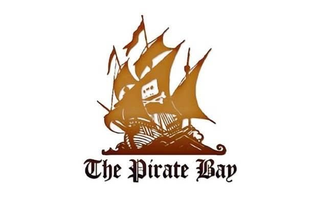Logo The Pirate Bay sajta.