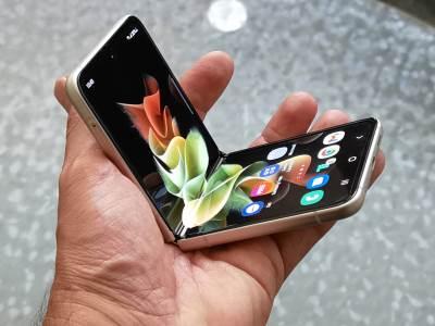 Samsung Galaxy Z Flip3 5G Slike Uživo (33)