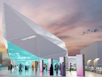 Srpski paviljon na EXPO 2020 3
