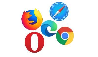 Browseri logotipi