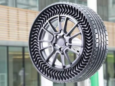 Michelin guma bez vazduha