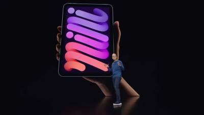 iPad mini Tim Kuk 1