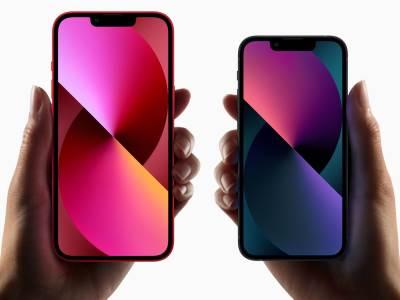 iPhone 13 i iPhone 13 mini