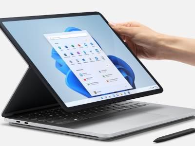 Microsoft Surface Laptop Studio 4