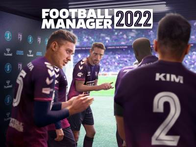 Football Manager 2022 1