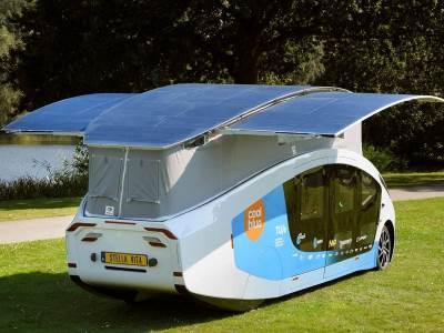 Stella Vita solarni kamper opis i slike