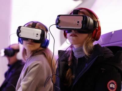 Inovacije Samsung VR virtuelna realnost