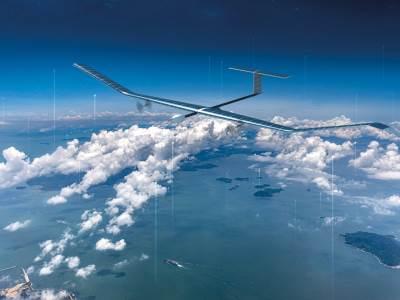 Airbus Zephyr letelica na solarni pogon 2