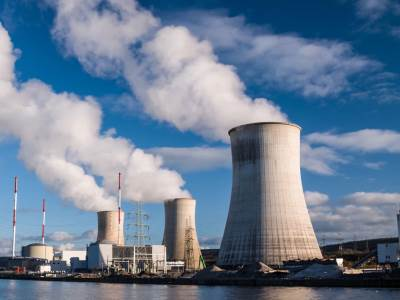 Nuklearne elektrane na obali reke