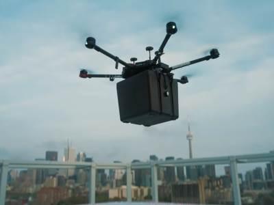 Dron isporuka organa 8