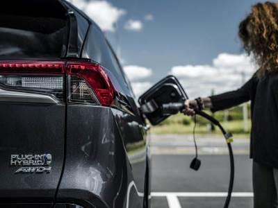 Toyota električni hibridni automobili 7